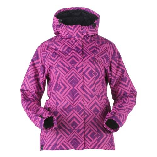 Animal Women's Ginita Full Zip Jacket - Wild Aster, 12 UK