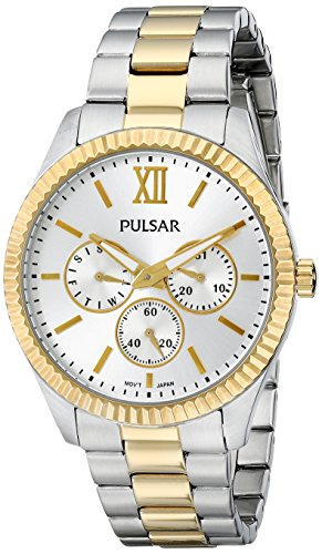 Pulsar Multifunction Stainless Steel - Two-Tone Women's watch #PP6142
