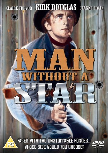 Man Without A Star [Reino Unido] [DVD]