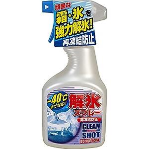 古河薬品工業(KYK) 解氷スプレートリガー 500ml