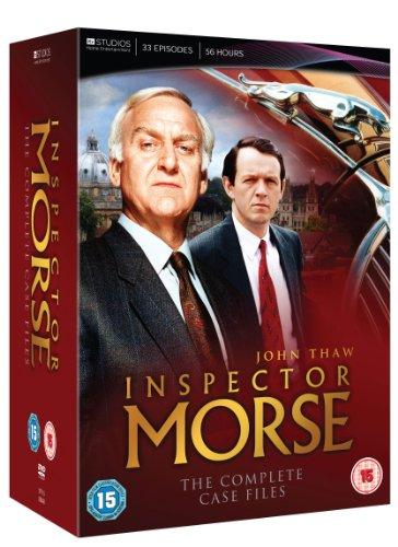 Inspector Morse - Complete Boxset [DVD]