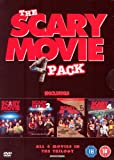 Scary Movie 1-4 [DVD]
