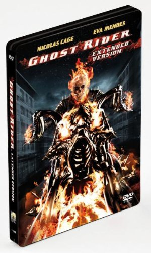 Ghost Rider (Extended Version, 2 DVDs im limitierten Steelbook)