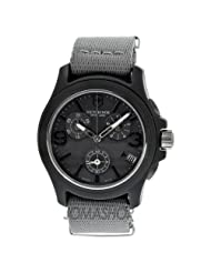 Swiss Army Original Chronograph Gray Dial Men's Watch - 241532