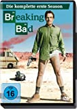 DVD - Breaking Bad - Die komplette erste Season [3 DVDs]