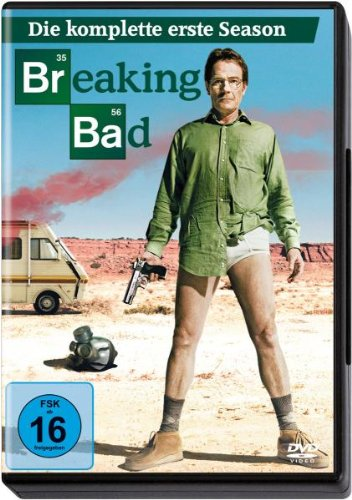 Breaking Bad-die Komplette Erste Season-3 Disc [Import allemand]