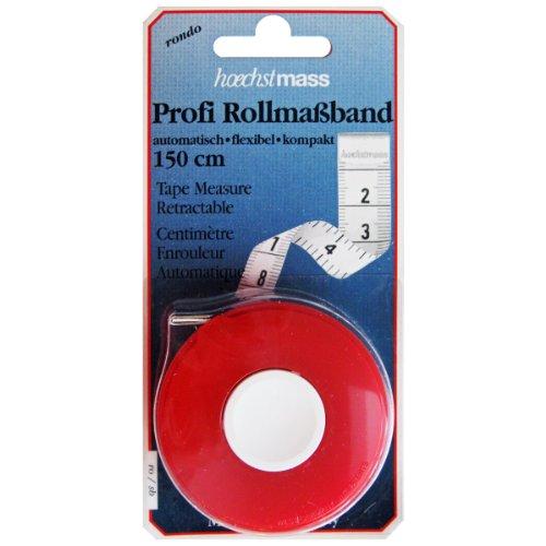 Hoechstmass Sturdy Retractable Tape Measure Model Profi