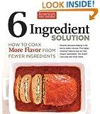 Six-Ingredient Solution