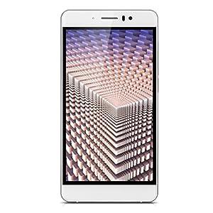 TIMMY M12 Nouveau Smartphone Débloqué 5.5 pouces ( Android 5.1 3G MTK6580 1.3GHz Quad Core Double SIM 1GB RAM+8GB ROM Smart Wake Air Gesture ) Blanc