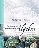 img - for Beginning and Intermediate Algebra with Applications &Visualization (2nd Edition) book / textbook / text book