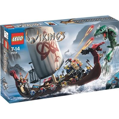 Pic of Lego Vikings