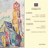 Albeniz: Iberia. Ravel Chabrier Bizet
