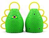 カシローラ 2014 FIFAワールドカップ 応援グッズ (2個一組) ブラジル 楽器