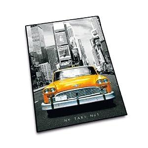 Herding 645960013 tapis motif taxi new yorkais 80 x 120 cm for Tapis de cuisine 80 x 120