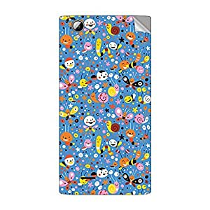 Garmor Designer Mobile Skin Sticker For LG Nexus 5 - Mobile Sticker