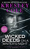 Wicked Deeds on a Winter's Night (Immortals After Dark)