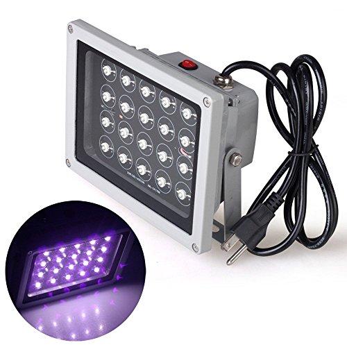 Riorand 20W Fast Curing Uv Light Ultraviolet Lamp To Bake Loca Glue For Refurbish Lcd