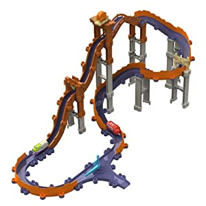 Chuggington StackTrack Rescue at Rocky Ridge Action Playset