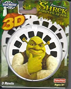 Amazon.com: View Master 3-Pack Shrek Forever After: Toys ...
