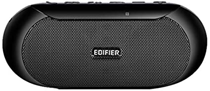 Edifier MP211 - portable speakers (Wired & Wireless, Battery, 200 - 20000 Hz, Bluetooth/3.5mm/USB, Universal, Black)