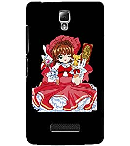 LENOVO A2010 BABY GIRL Back Cover by PRINTSWAG