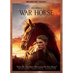 War Horse (Two-Disc Blu-ray/DVD Combo)