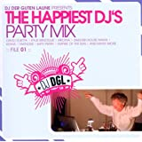 """DJ der guten Laune presents: The Happiest DJ's Party Mixvon """"DJ der guten Laune"""""""
