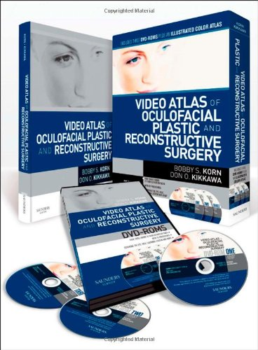 Video Atlas of Oculofacial Plastic and Reconstructive Surgery: DVD with Text, 1e, by Bobby S Korn MD PhD FACS, Don O Kikkawa MD