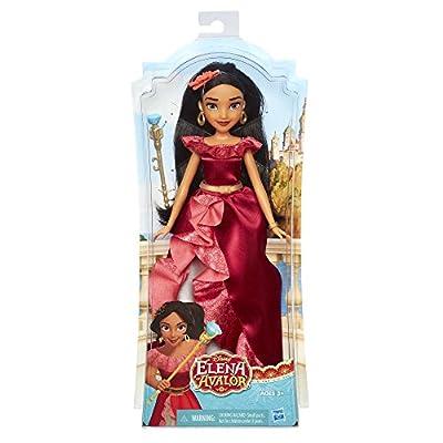 Disney Elena of Avalor Adventure Dress Doll by Hasbro
