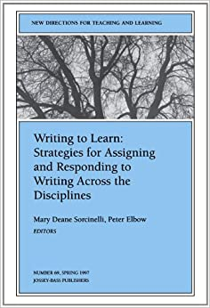 writing to learn strategies Young writers often feel blocked by the act of writing itself use these ideas to help get their thoughts flowing.