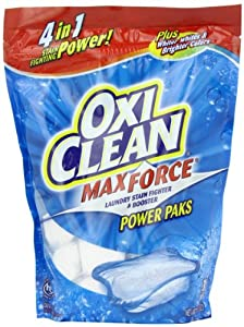 OxiClean Max Force Power Paks, 30 Count