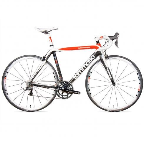 Tommaso Superleggera Road Bike (Race Carbon)