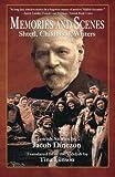 Jacob Dinezon Memories and Scenes: Shtetl, Childhood, Writers