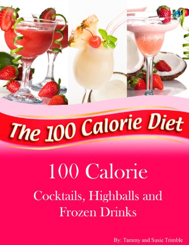 100 Calorie Cocktails, Highballs and Frozen Drinks