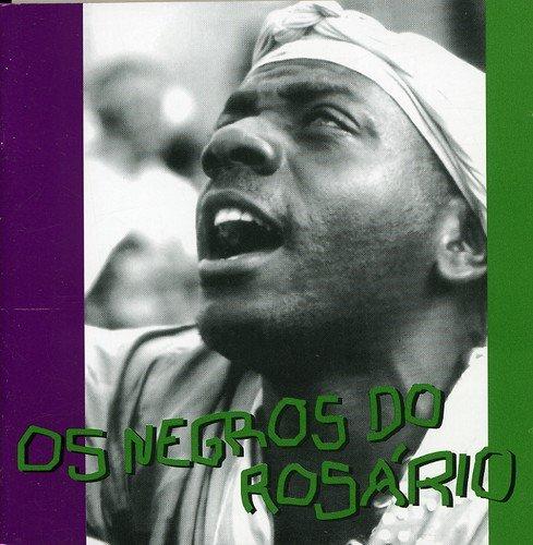 CD : OS NEGROS DO ROSARIO - Os Negros Do Rosario