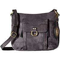 Born Eudora Crossbody Bag with Organizer (Black)