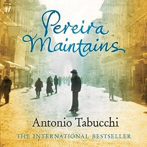 Pereira Maintains | [Antonio Tabucchi]