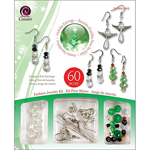 Christmas Holiday Earring Kit
