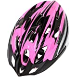 douself® Cycling Bicycle Women Men Adult Bike Handsome Carbon Helmet with Visor