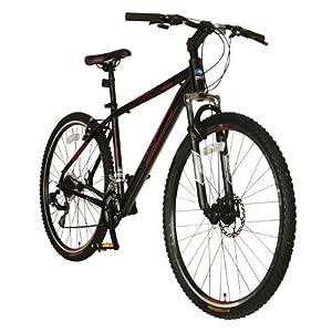 Polaris Rush Mountain Bike,( 29 - Inch, Black)