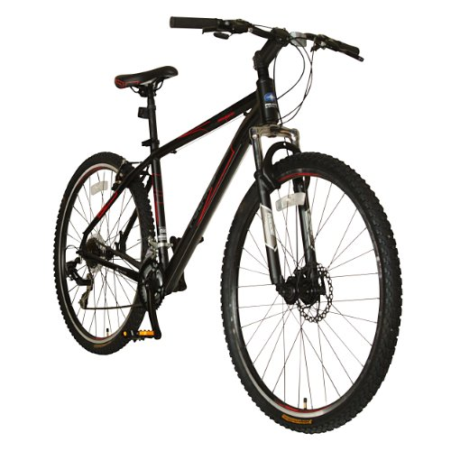 Polaris Rush Mountain Bike,( 29 - Inch, Black)
