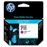 HP - Hewlett Packard DesignJet T 520 24 Inch (711 / CZ 131 A) - original - Inkcartridge magenta - 29ml