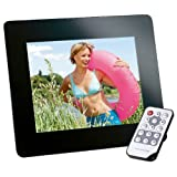 "Intenso Photomodel Digitaler Bilderrahmen (17,8cm (7 Zoll) Display, SD/SDHC/MMC/MS Slot, 4:3 oder 16:9, Fernbedienung) Slim-Designvon ""Intenso"""