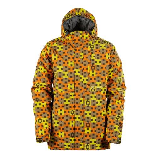 Herren Snowboard Jacke Horsefeathers Gemini Jacket Insulated