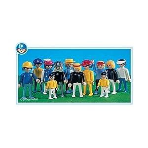 Playmobil Twelve Asstd Figures