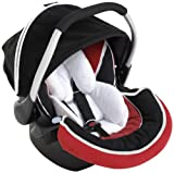 Hauck Zero Plus Group 0+ Car Seat (Red/Black)