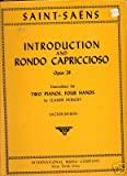 img - for Introduction and Rondo Capriccioso Opus 28 Transcribed for Two Pianos, Four Hands book / textbook / text book