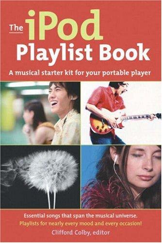 The iPod Playlist Book