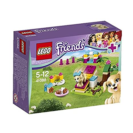 LEGO Friends - 41088 - Jeu De Construction - Le Dressage Du Chiot