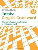 The Times Jumbo Cryptic Crossword Book 12 (Crosswords)